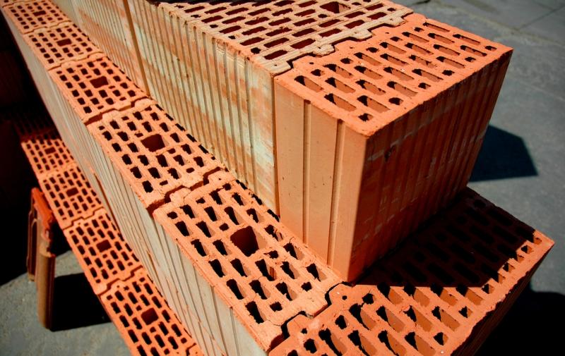 Пример керамического блока