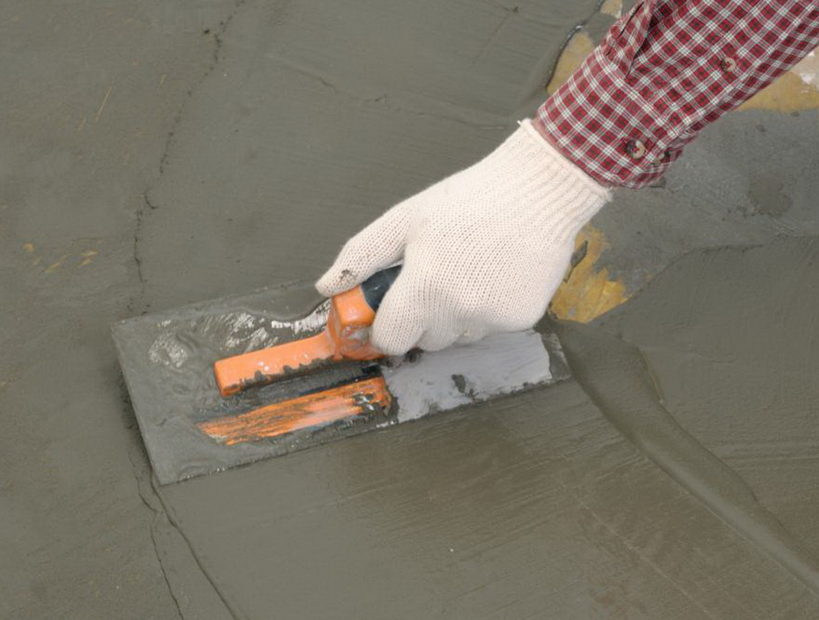 Готовые смеси пескобетона ускорят вашу работу