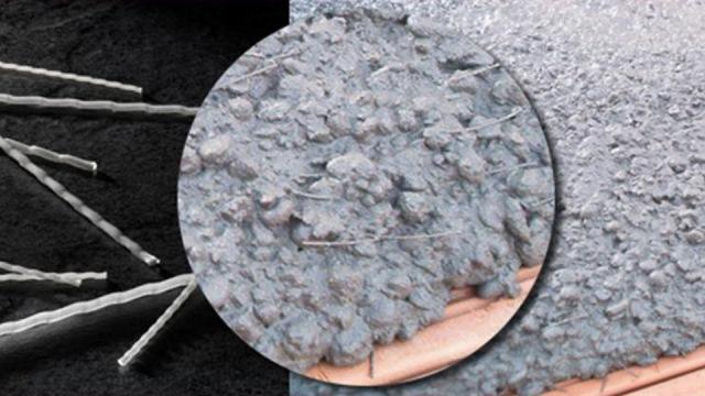Он обладает повышенной прочностью к нагрузкам, не усаживается и не образует трещин во время службы