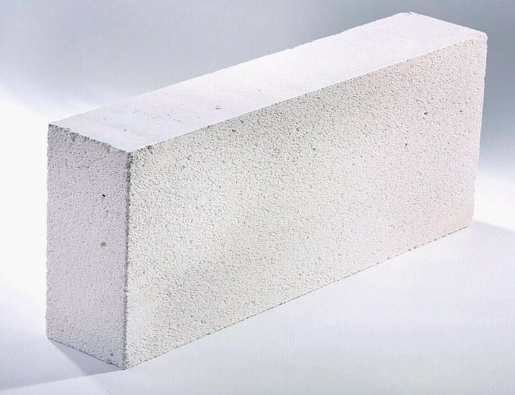 Количество пузырьков в структуре газосиликатного блока определяет его плотность