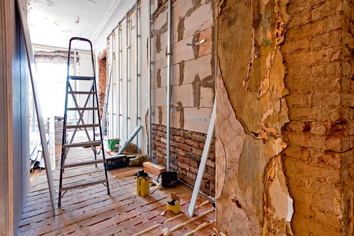 Завершить ремонт квартиры до Нового года – хорошая ли это идея?