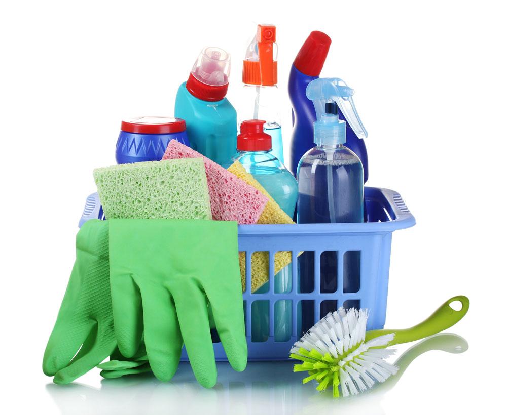 Где и как безопасно хранить бытовую химию в квартире