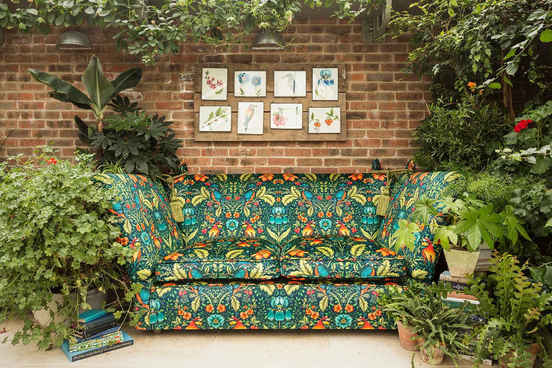 Солнце и пальмы у вас дома – тропический дизайн интерьера