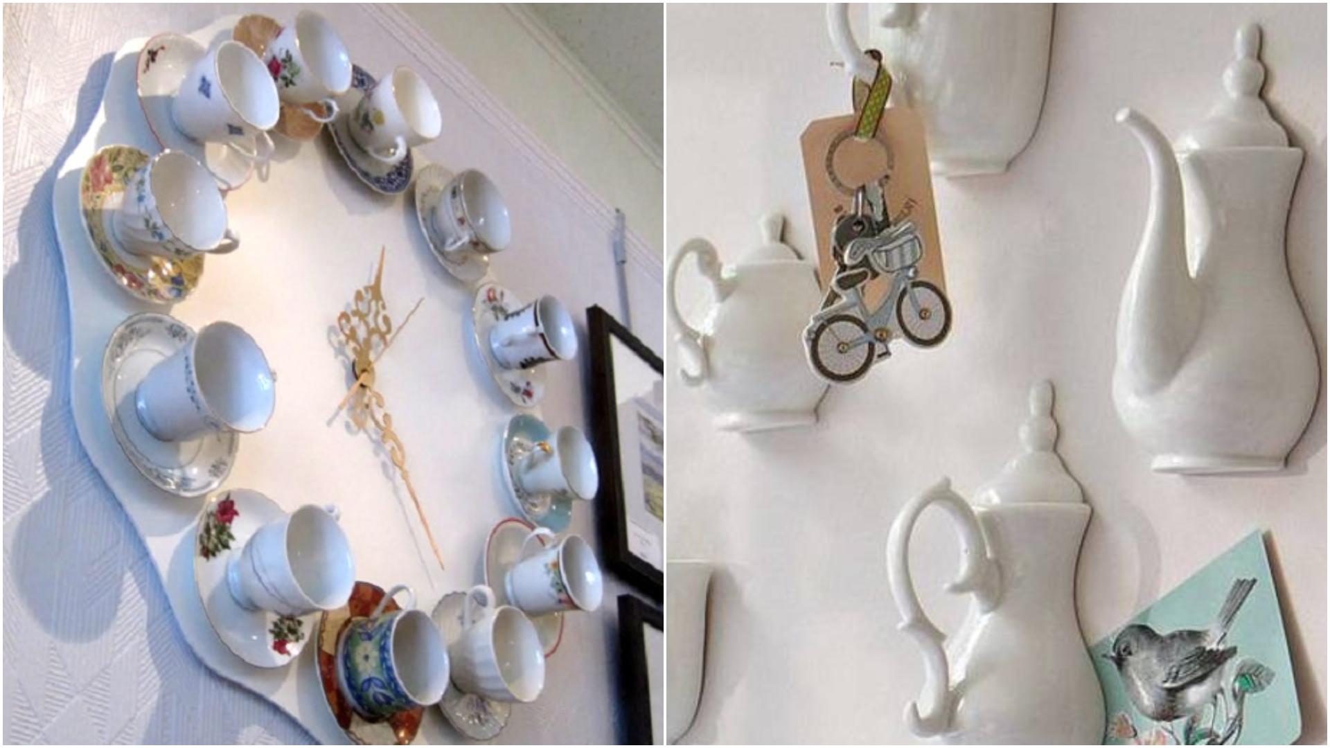 Когда посуда превращается в декор? Вдохновляющие идеи квартирного дизайна