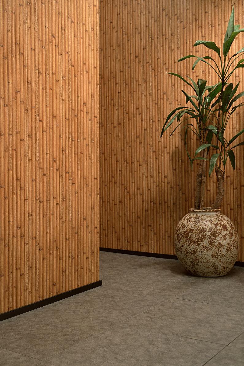 бамбуковые обои купить