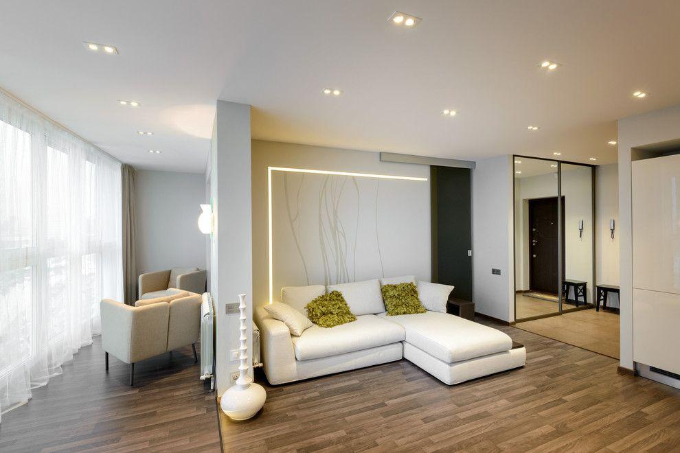 Дизайн-проект однокомнатной квартиры — как правильно распорядится пространством однушки?