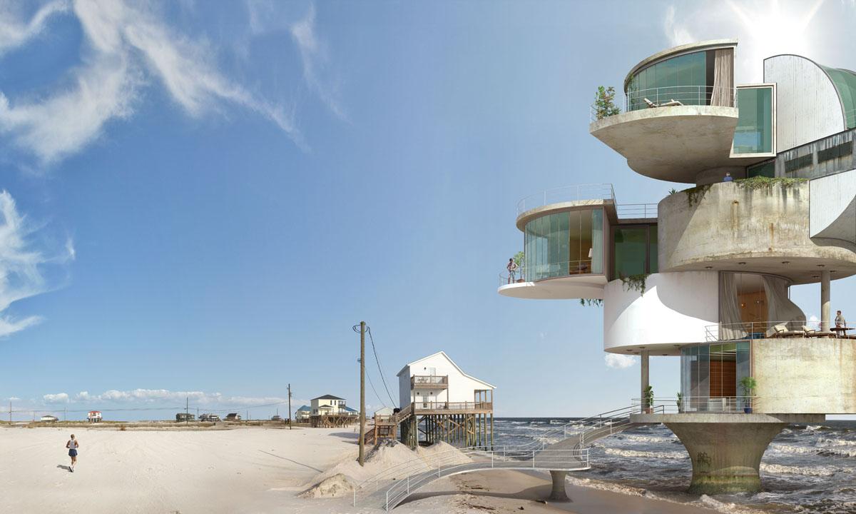 Сюрреализм от Дионисио Гонсалеса: архитектура, фото и выставки