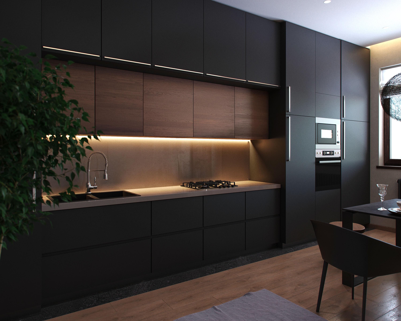 Кухни с нишей: что это такое и распорядиться пространством