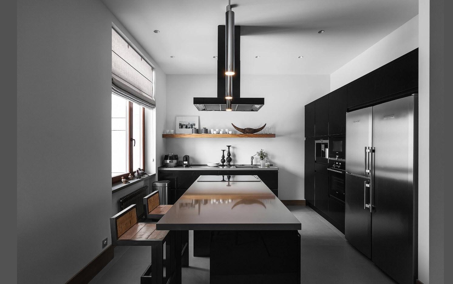 Красивые кухни: проекты, фото интерьеров, мотивы и стили