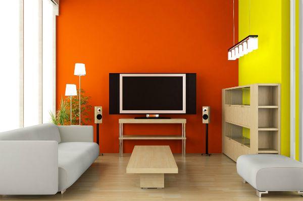 Выбор цвета для квартиры: фото, правила, советы и примеры