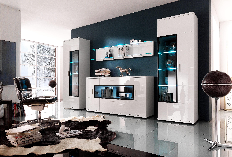 Удобно и стильно – Современная модульная мебель для гостиной