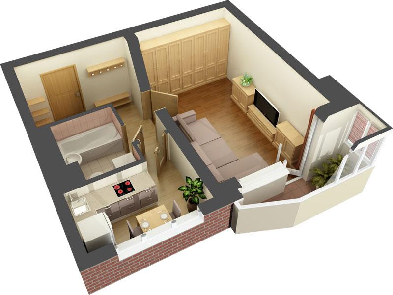 Перепланировка – как снести стену и не обрушить дом? Что делать можно, а чего делать не стоит?
