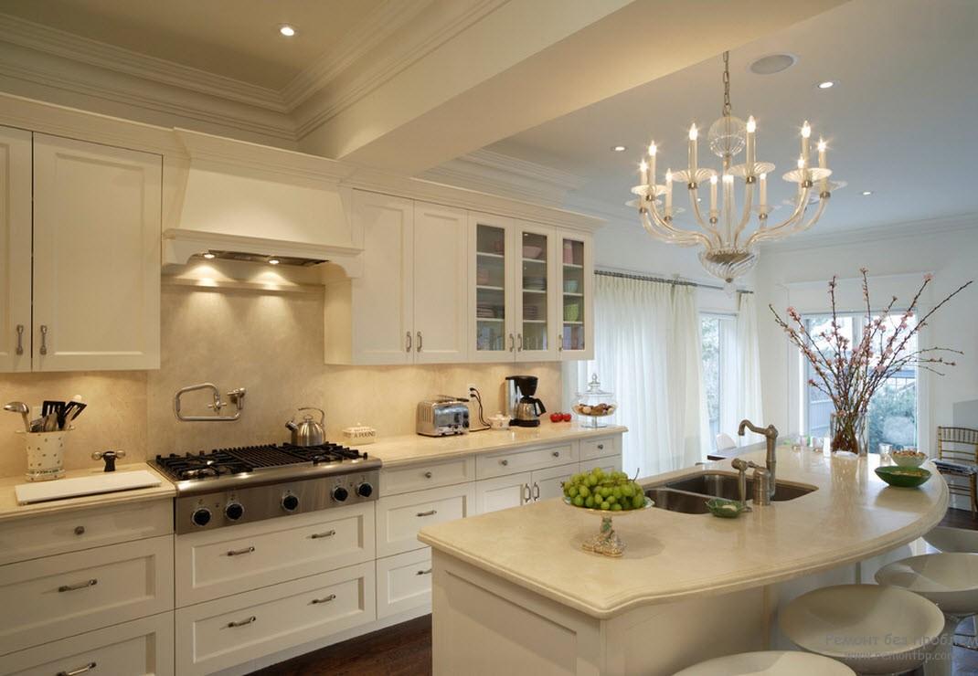 Кухни бежевого цвета: фото, правила сочетания цветов и примеры