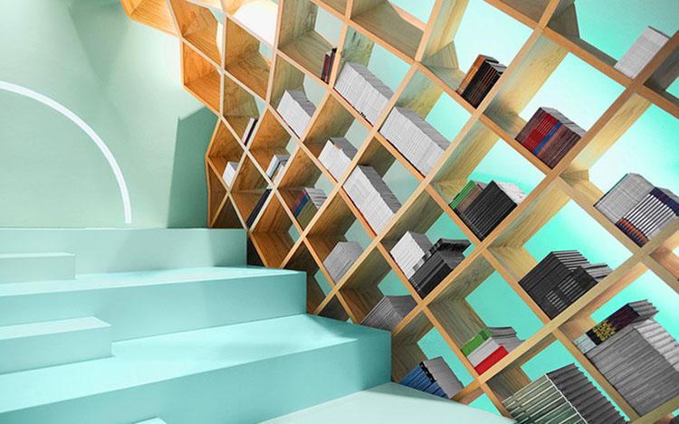 Уникальная сферическая библиотека в Мексике от студии Аnagrama