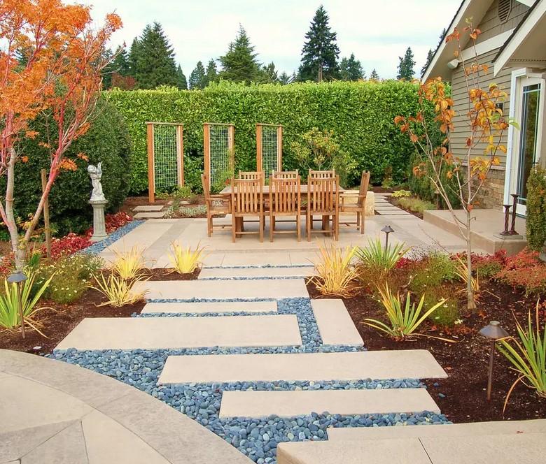 Живые стены – выбор растений для быстрорастущей живой изгороди