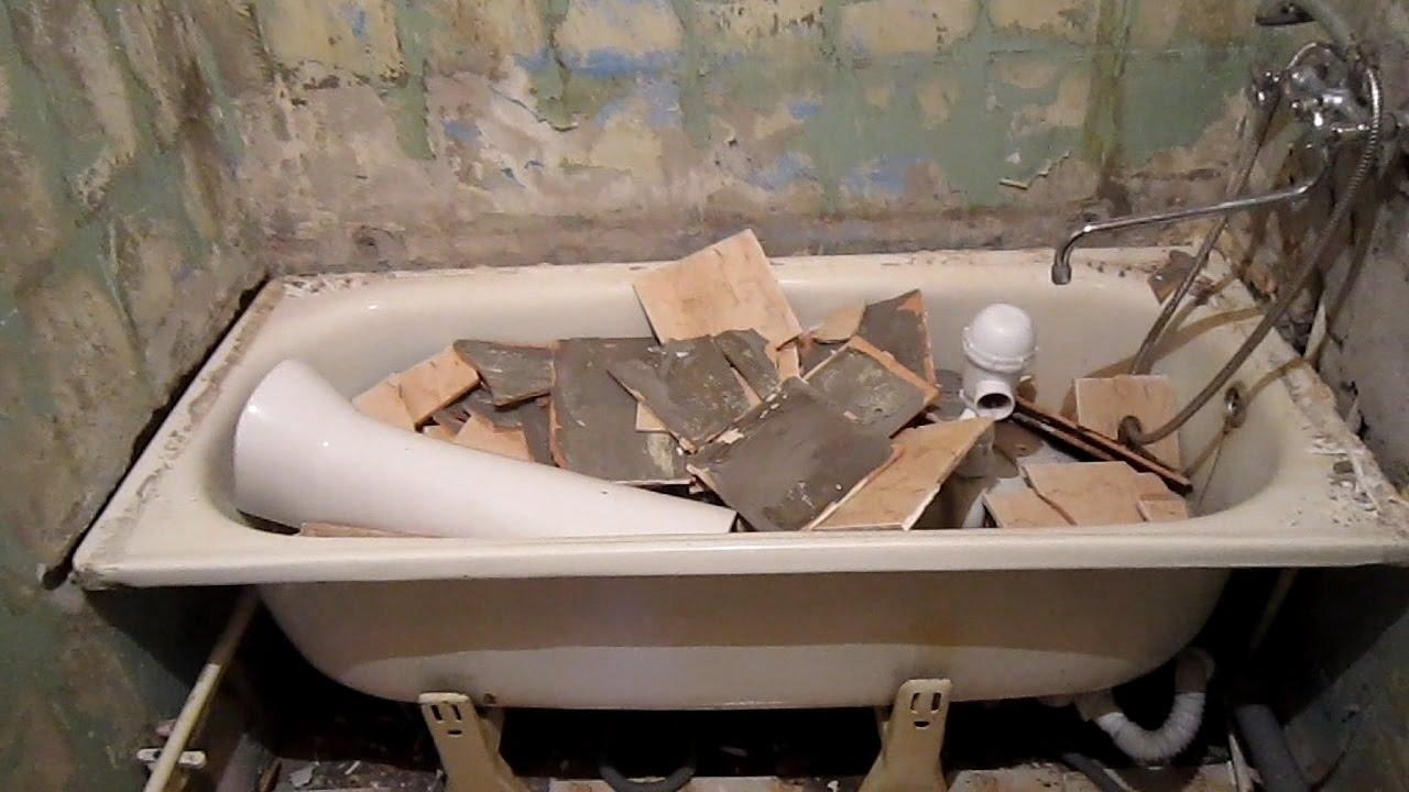 Ошибки при благоустройстве ванной комнаты: трубы, слив и воздух