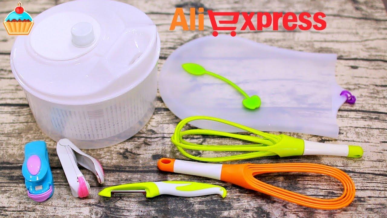 10 товаров c AliExpress для кухни: посуда, держатели и зажимы