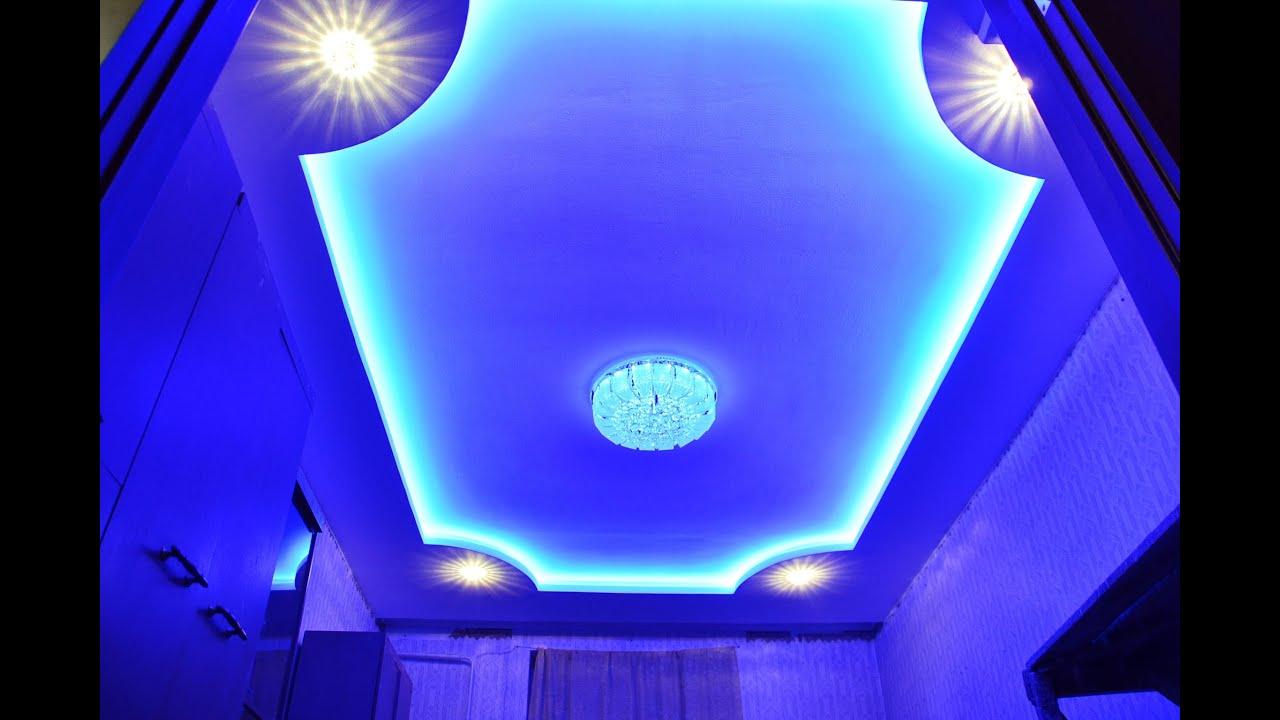 Два уровня красоты – двухуровневые потолки из гипсокартона