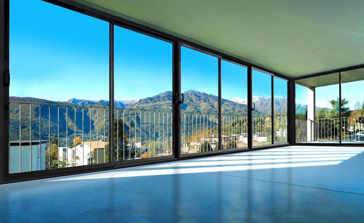 Панорамное остекление лоджии и балкона: виды и варианты блоков