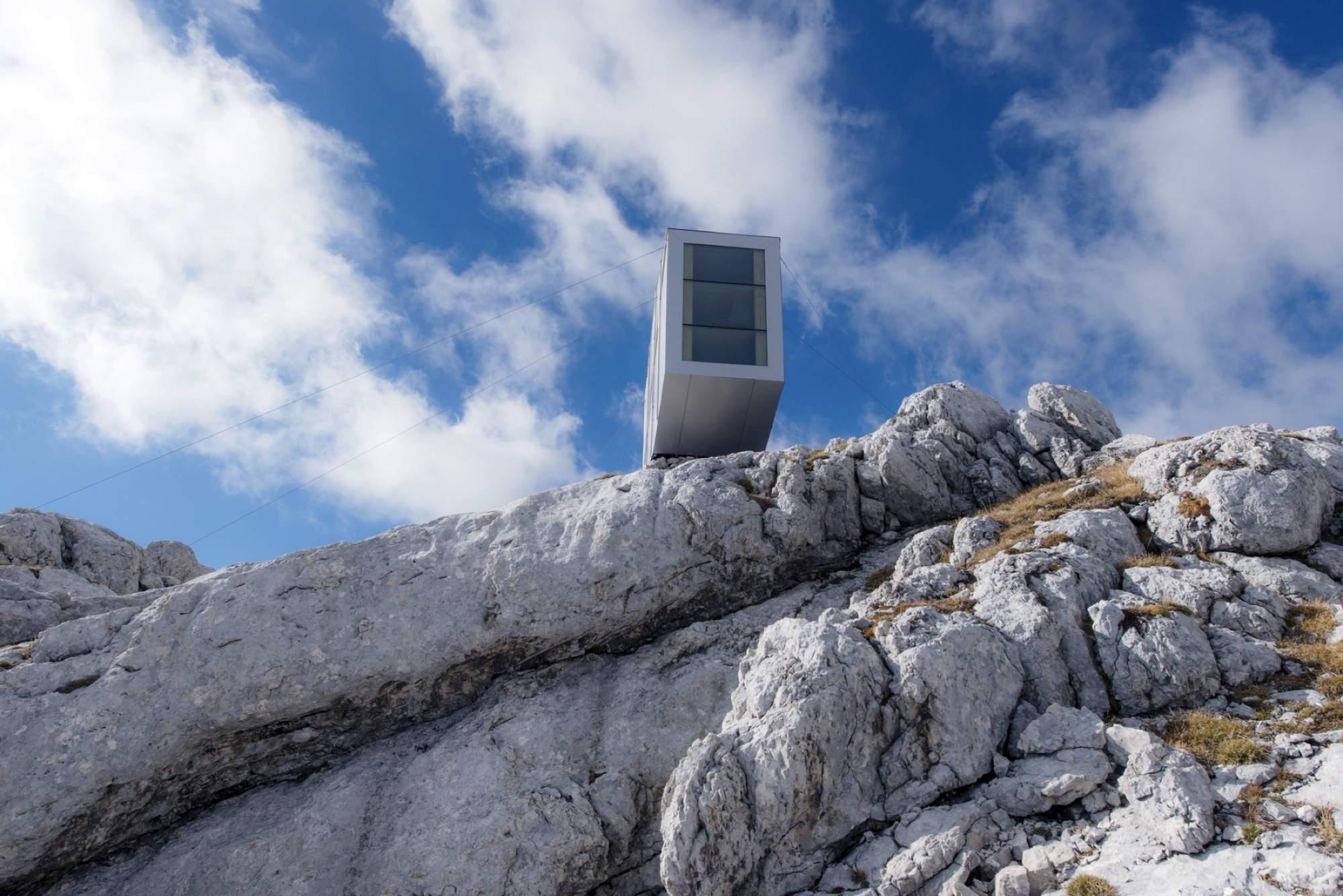 Приют для альпинистов в Словении: история создания и особенности