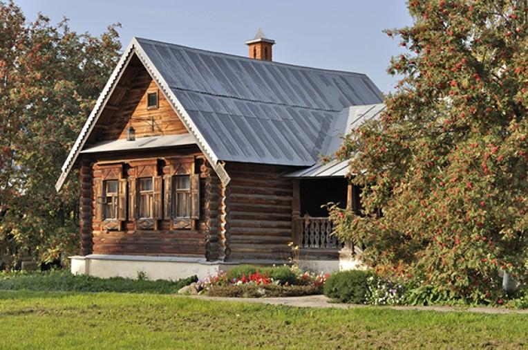 Даешь новую жизнь старому дому!