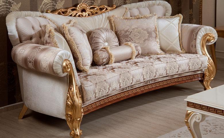 Мебель для гостиной в классическом стиле ❤ лучшие фото интерьера!
