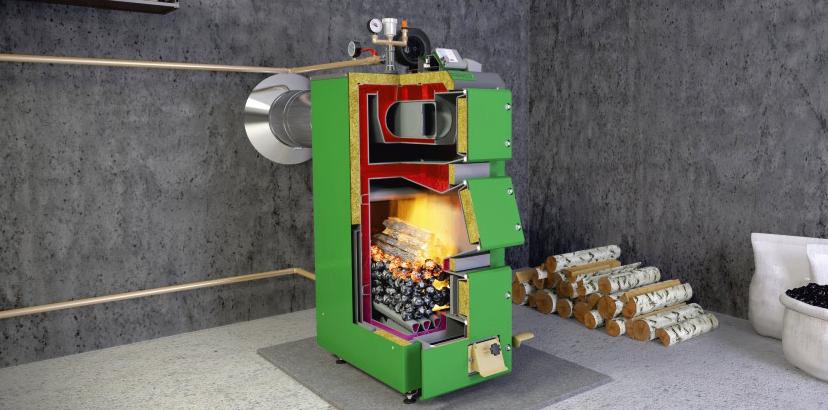 Печь-камин длительного горения: фото, виды и особенности работы