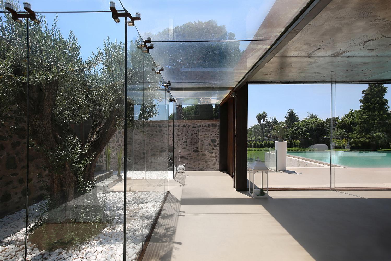 Amore Campione Architettura — уютный сицилийский дом