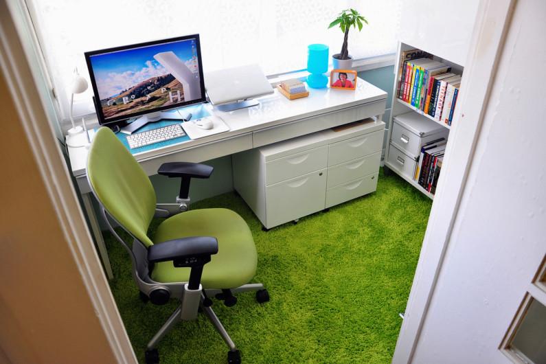 Дизайн домашнего кабинета: работаем с удовольствием