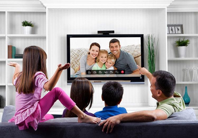 Телевизор на стене в интерьере: идеи гармоничного размещения