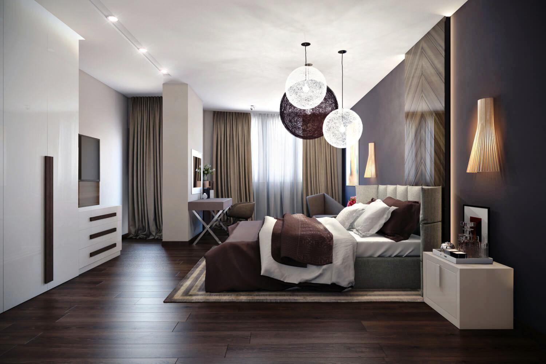 Прикроватные светильники для спальни: обзор комплексных решений для мягкого освещения