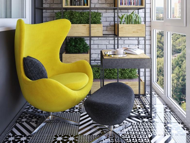 Дизайн лоджии: фото, назначение, обустройство и декорирование