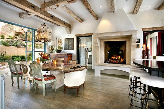 Кухня в стиле кантри (фото): душевная простота деревенского быта