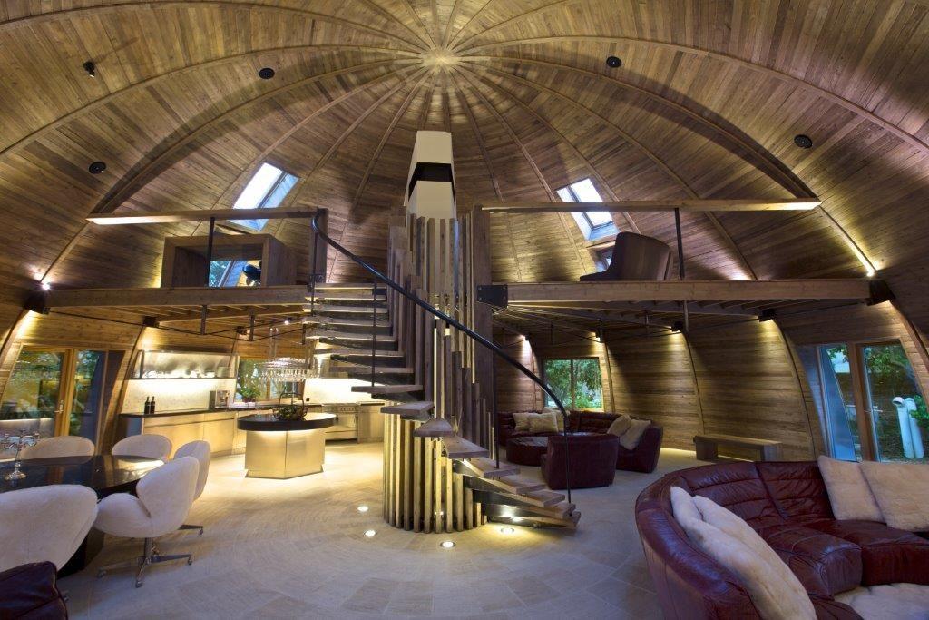 Dome Home – если бы хоббиты жили в Таиланде