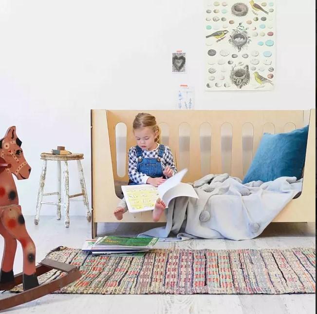 Детская кровать с бортиками от 2 лет [Выбор экспертов] #2019