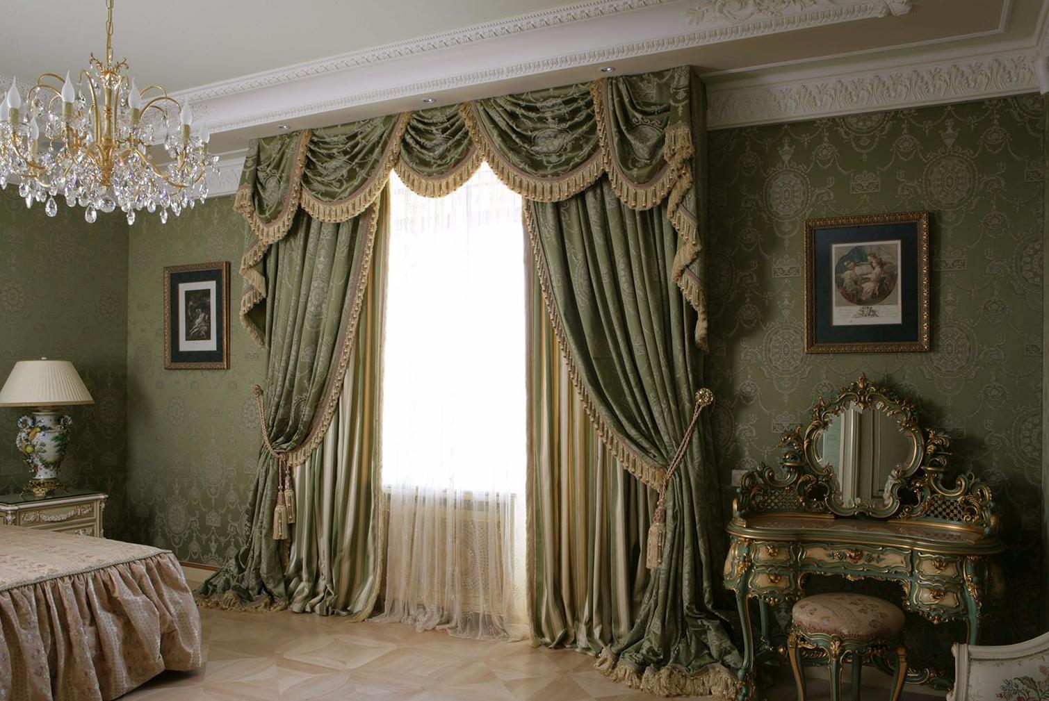 Карнизы для штор: фото, виды, материалы, конструкции и типы
