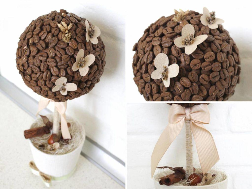пробке кофейное дерево своими руками мастер класс пошагово фото чем выбудете руководствоваться