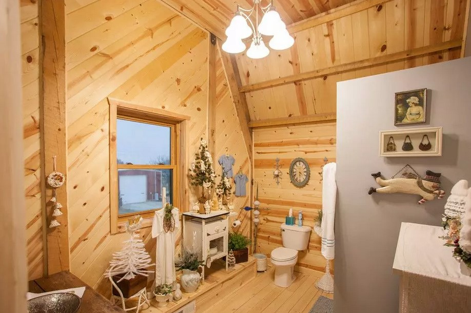 Бытовки дачные двухкомнатные с туалетом и душем: фотоидеи