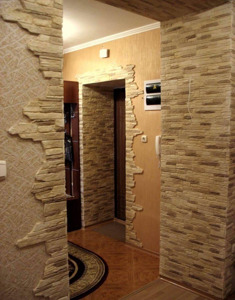 Декоративный камень в интерьере – как привнести в дом уют и все тонкости облицовки?