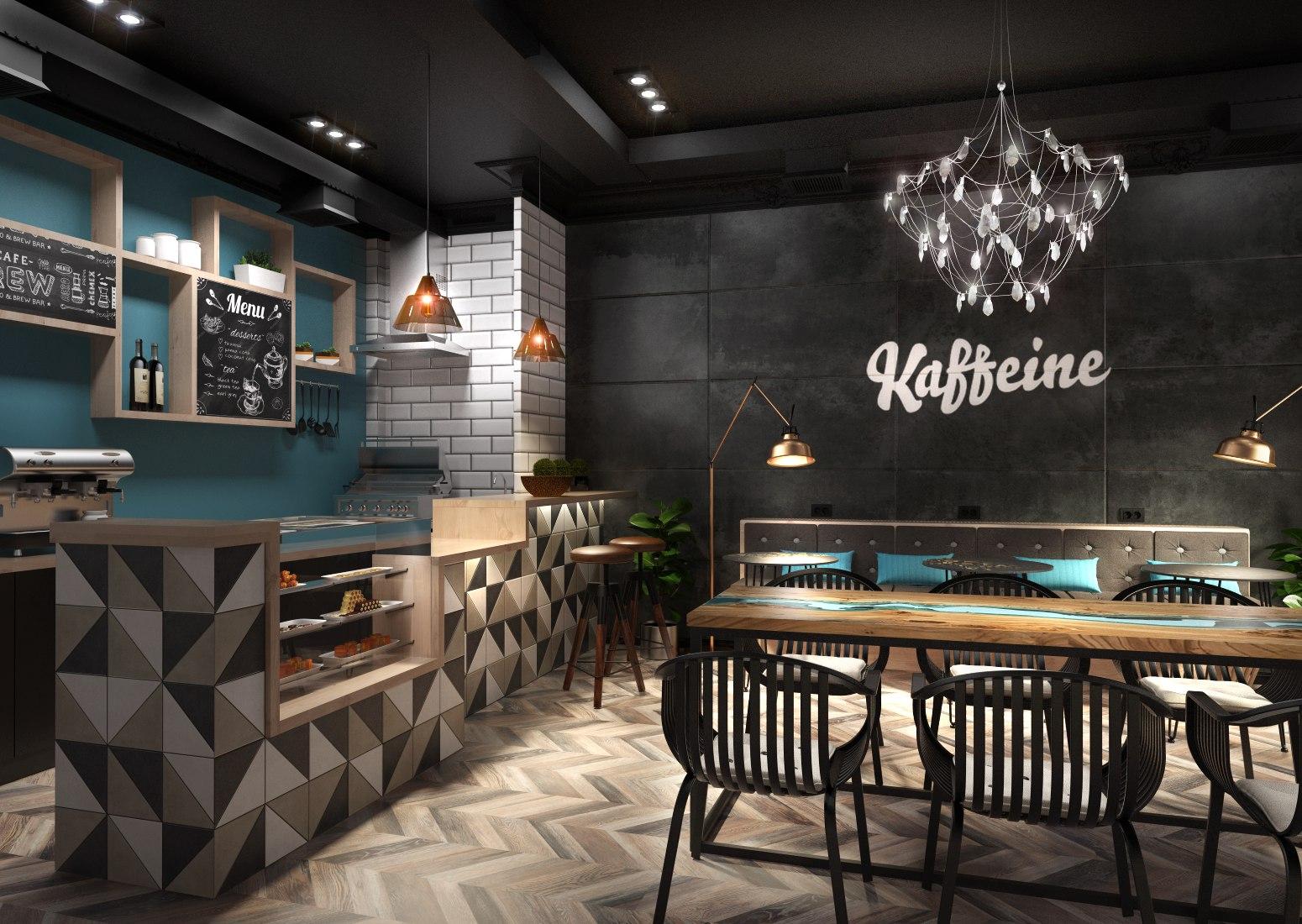 Дизайн кофеен 2019: фото, интерьеры, стили, оформление