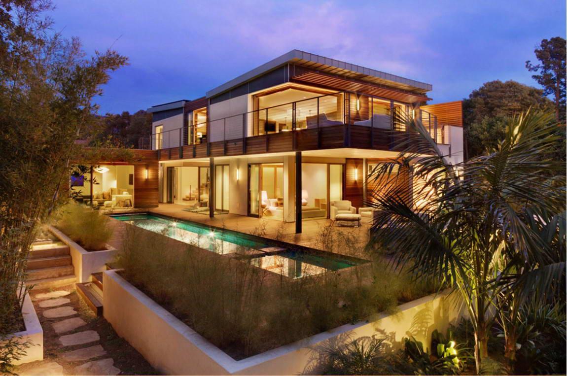 Butterfly Beach house: фото, особенности, стиль, дизайн