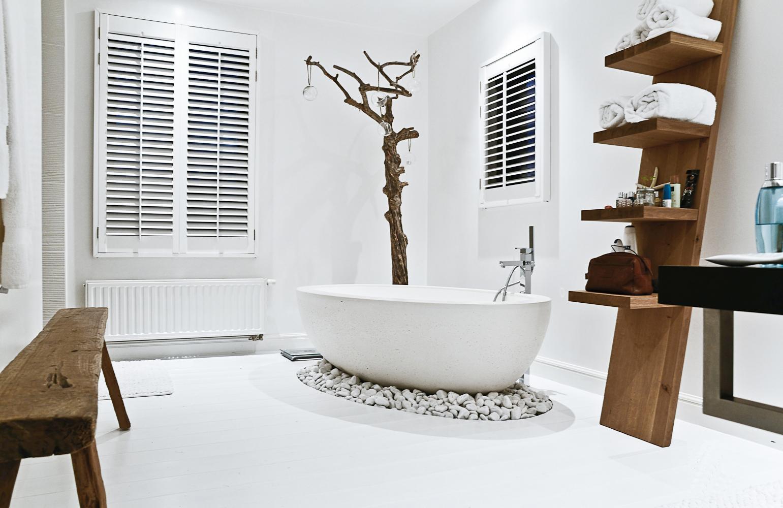 Ванная в скандинавском стиле 2019 ♥️ фото, интерьер, освещение