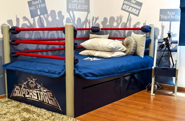 Детские спальни для мальчиков: фото, советы, дизайн, оформление