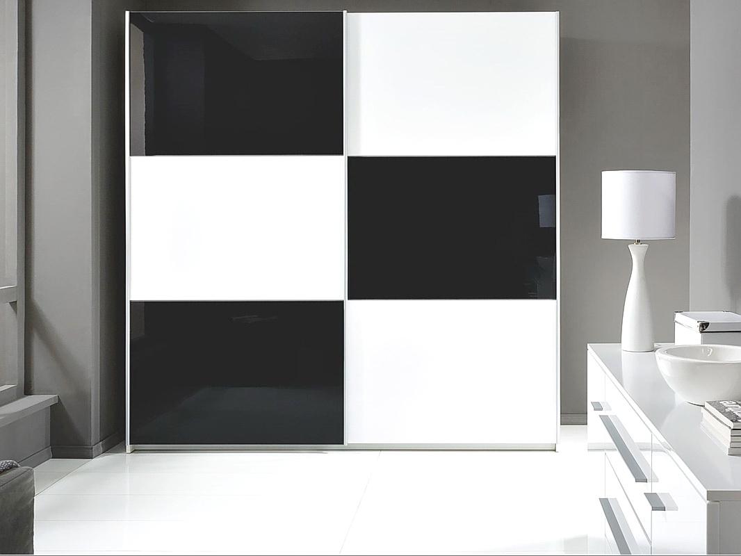 Черно-белый шкаф в интерьере ✅️ фото, модели, дизайн