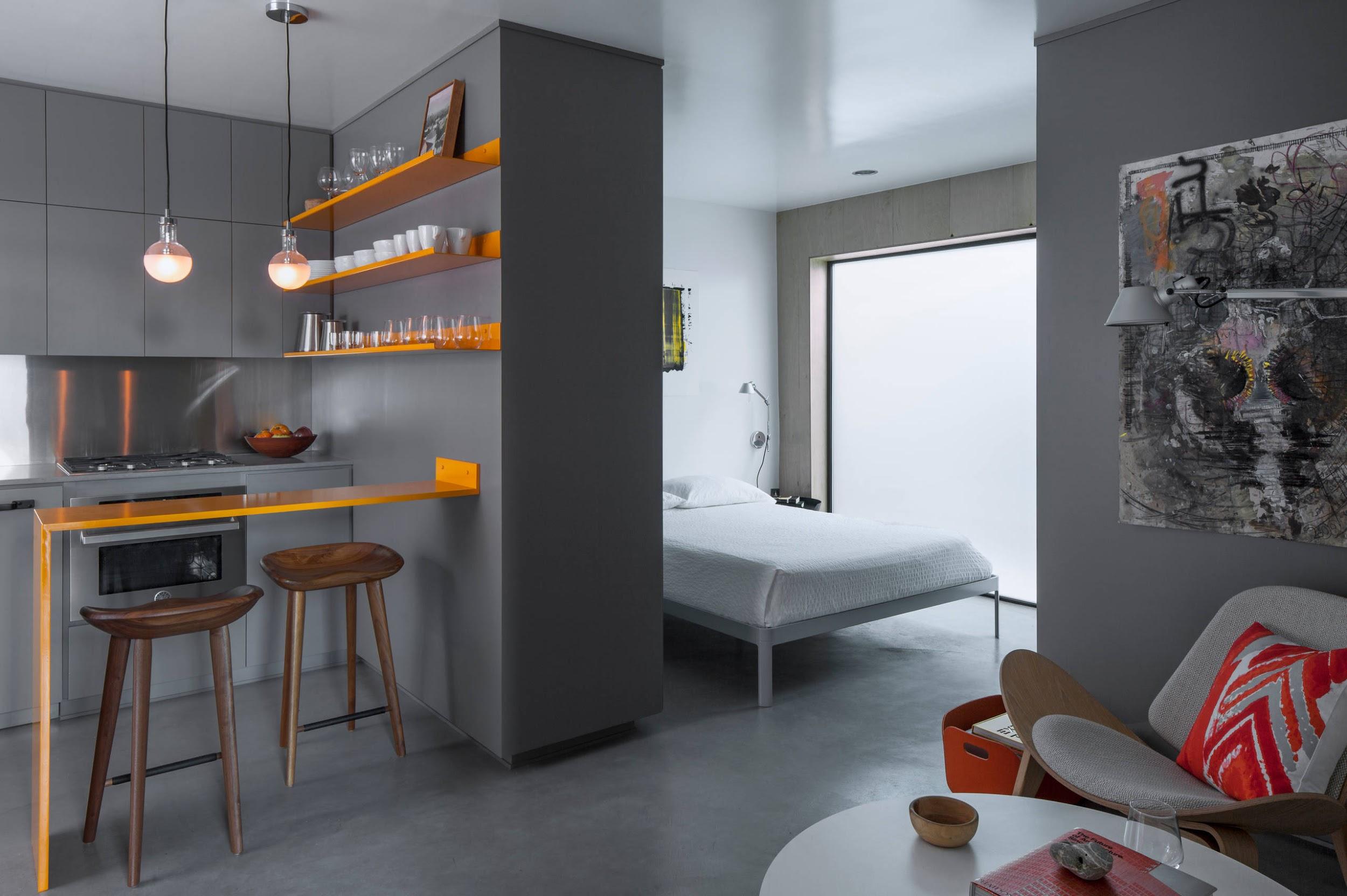 Современный стиль в квартирном дизайне: фото и особенности