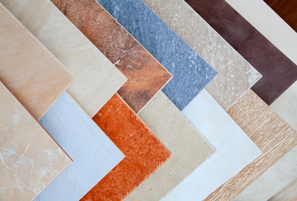 Виды керамической плитки для стен [Размеры и особенности]