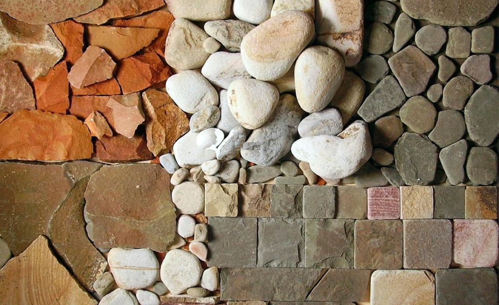 Отделка камина камнем [роскошные идеи оформления интерьера]