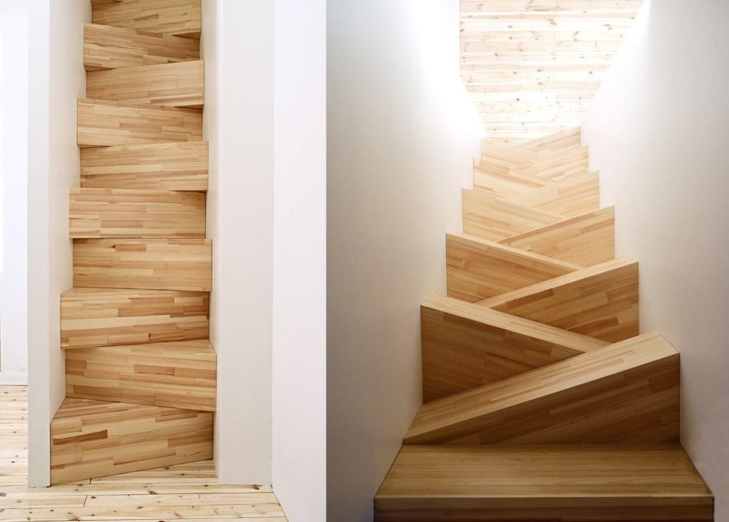 Лестницы на второй этаж: фото, идеи дизайна, материалы