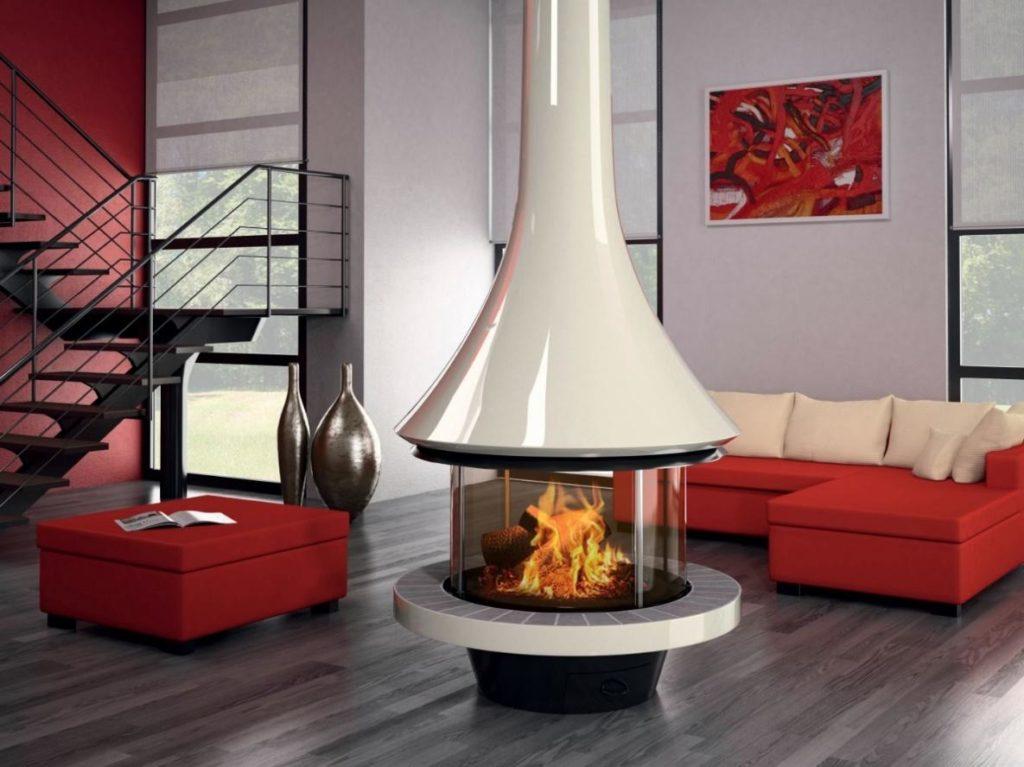 Дровяной камин для дома – тёплая классика жанра - наш ответ