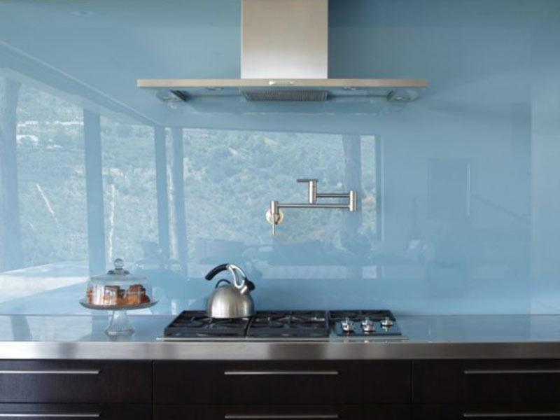 Скинали для кухни: фото, оригинальный и неповторимый интерьер кухни